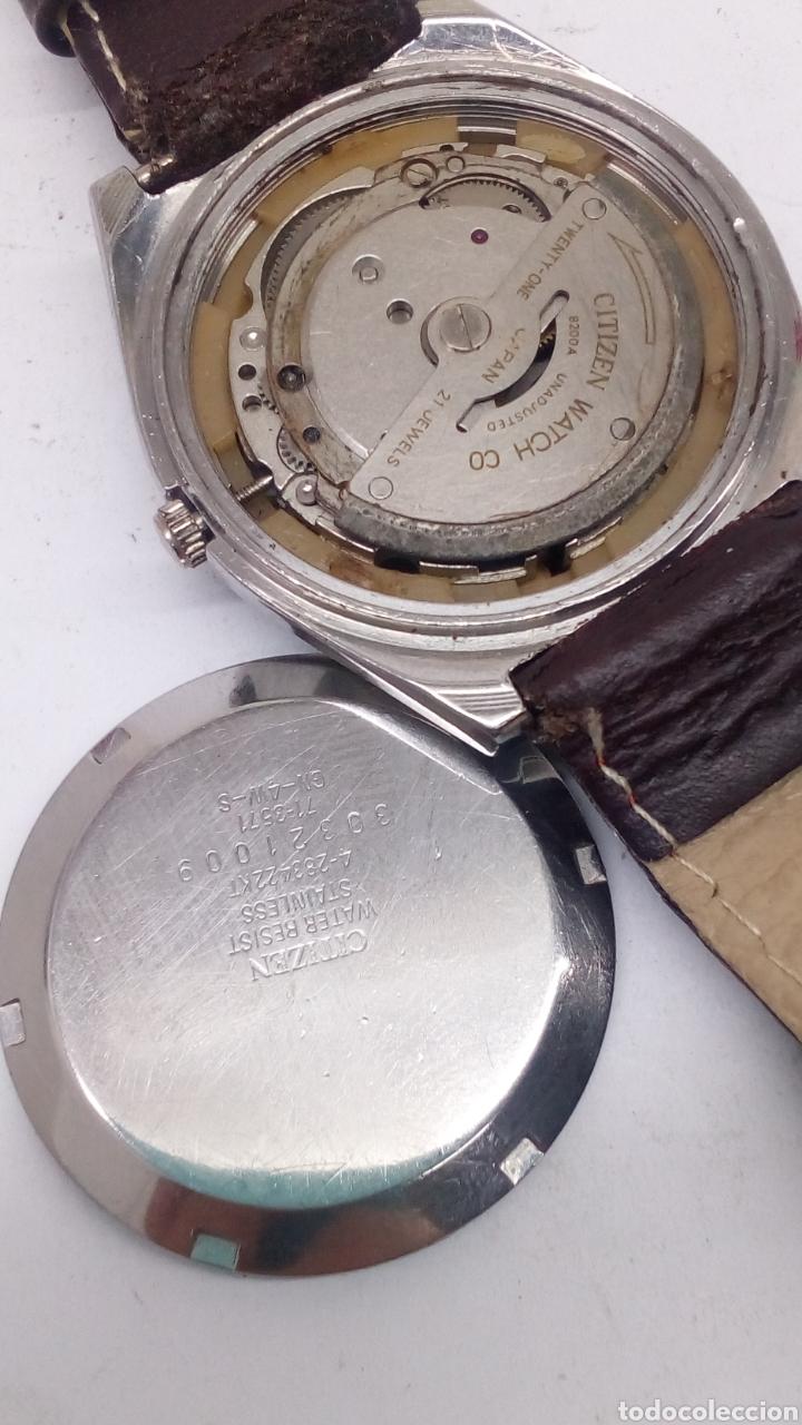 Relojes automáticos: Reloj Citizen Automático - Foto 3 - 175705322