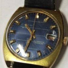 Relojes automáticos: VINTAGE RELOJ CLER INCABLOC 25 R. AUTOMATICO. 34 MM. FUNCIONANDO. Lote 175823189