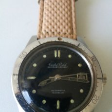Relojes automáticos: CRISTAL WATCH. DIVER SUPERWATERPROOF. Lote 175895953