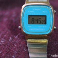 Relojes automáticos: ANTIGUO RELOJ CASIO DE MUJER ( FUNCIONA ). Lote 175937290