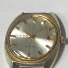 Relojes automáticos: RELOJ CITIZEN VALIA-MATIC 21J. AUTOMATICO FUNCIONANDO. Lote 176155543
