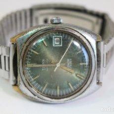 Relojes automáticos: RELOJ TITAN AUTOMATICO TENOX 17RUBIS. Lote 176232990