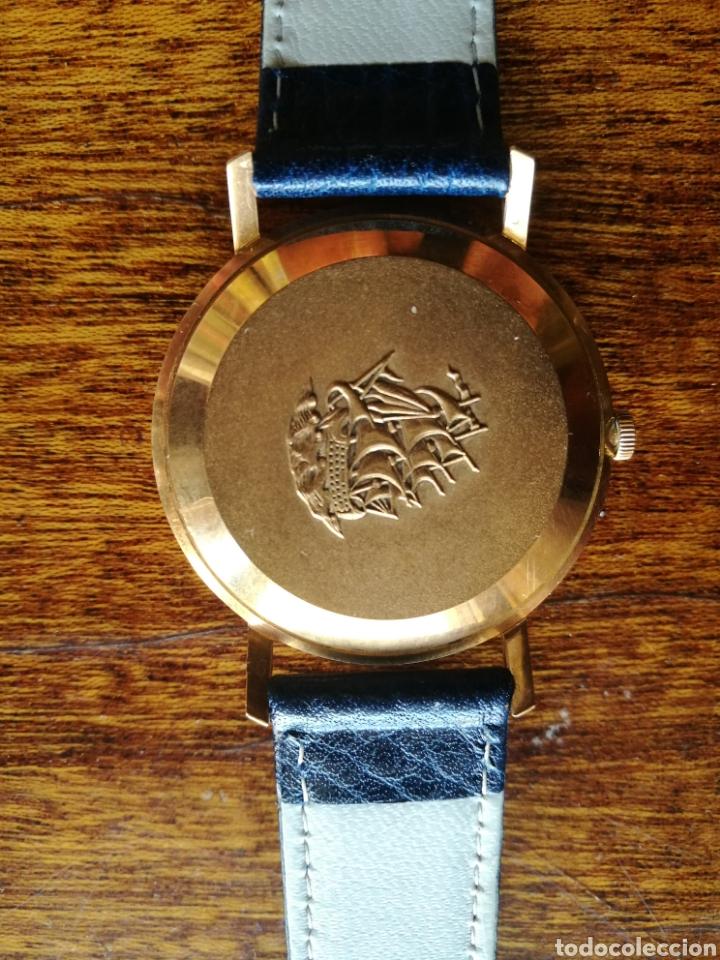 Relojes automáticos: Reloj Longines oro 18 kilates - Foto 4 - 176251035