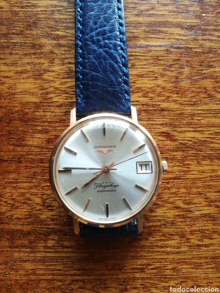 Relojes automáticos: Reloj Longines oro 18 kilates - Foto 6 - 176251035