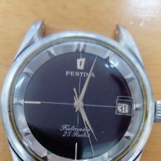 Relojes automáticos: RELOJ FESTINA FIELMASTER AUTOMÁTICO CAJA ACERO INOX. Lote 176337440