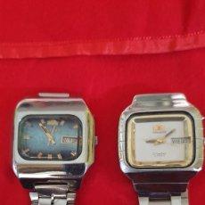 Relojes automáticos: 2 RELOJES ORIENT AUTOMATICOS. Lote 176413110