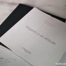 Relojes automáticos: CATÁLOGO DE RELOJES LONGINES MÁS LISTA DE PRECIOS 2011/2012. Lote 176477144