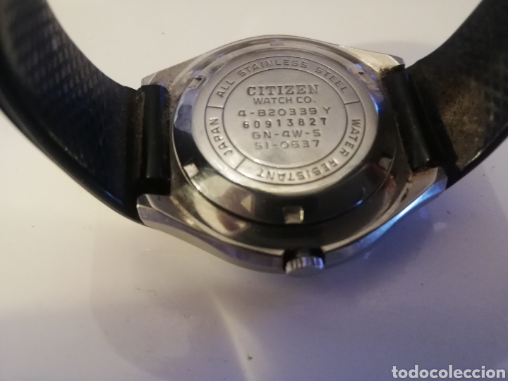 Relojes automáticos: Citizen automatico - Foto 2 - 176502443
