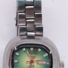 Relojes automáticos: RELOJ DUWARD AUTOMATICO. Lote 176591802