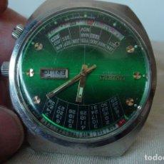 Relojes automáticos: RELOJ ORIENT VINTAGE CALENDADARIO PERPETUO PARA REPARAR. Lote 176670382