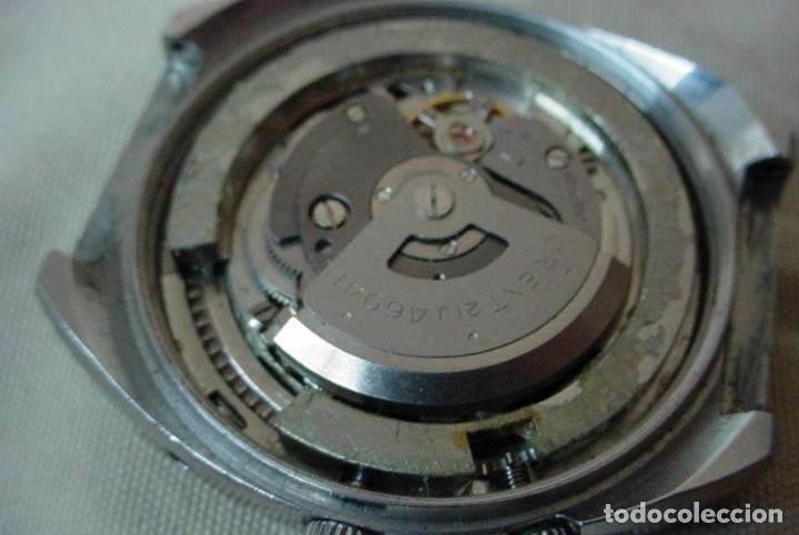 Relojes automáticos: Reloj Orient vintage Calendadario perpetuo Para reparar - Foto 8 - 176670382