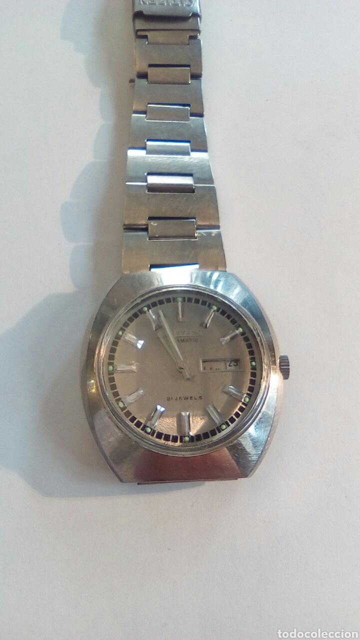 Relojes automáticos: Reloj Citizen - Foto 2 - 176731589