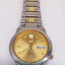 Relojes automáticos: RELOJ SEIKO 5 AUTOMÁTICO NUEVO. Lote 176737710