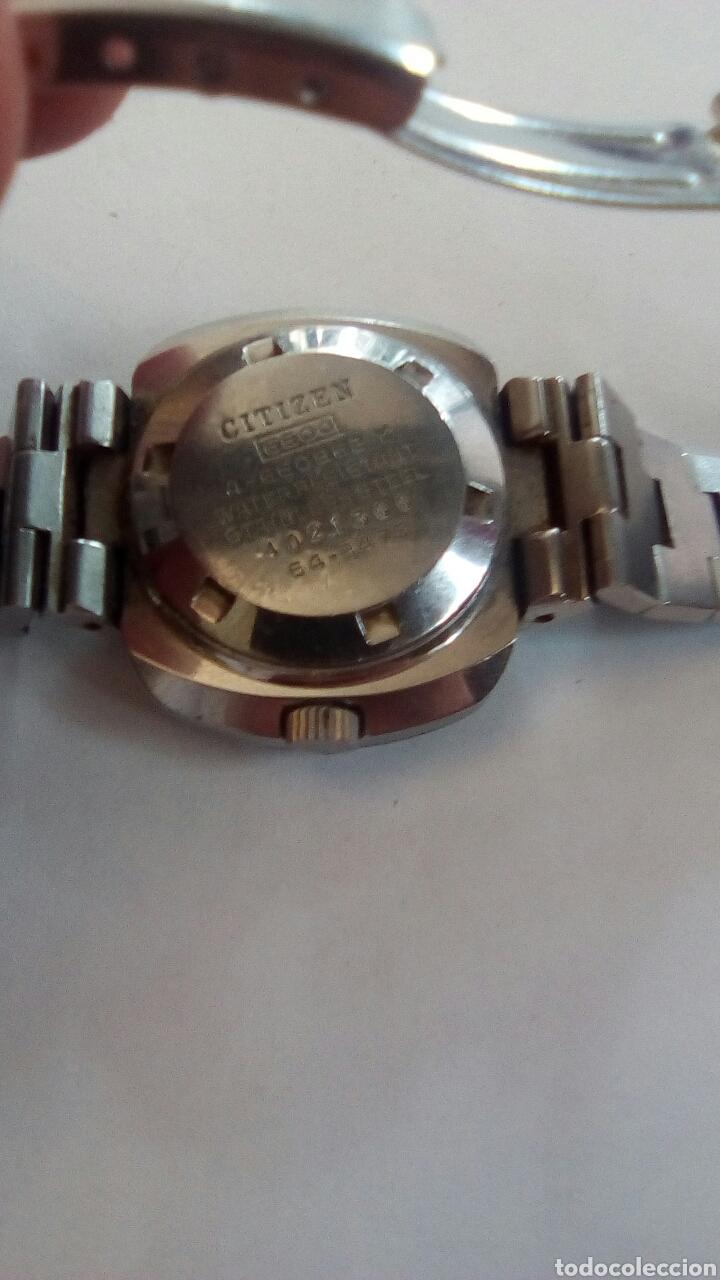 Relojes automáticos: Reloj Citizen - Foto 3 - 176764138