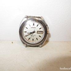 Relojes automáticos: ANTIGUO RELOJ SEIKO BELL-MATIC CON DESPERTADOR MUY BUEN ESTADO MY FUNCIONAMIENTO,BARATO. Lote 213135297