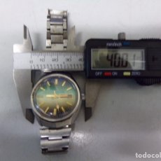 Relojes automáticos: RELOJ AUTOMATICO EURO WATCH SWISS 21 RUBIS INCABLOC AUTOMATIC FUNCIONANDO. Lote 177139654