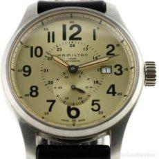 Relojes automáticos: RELOJ HAMILTON. MODELO KHAKI AUTOMATIC. Lote 177263825