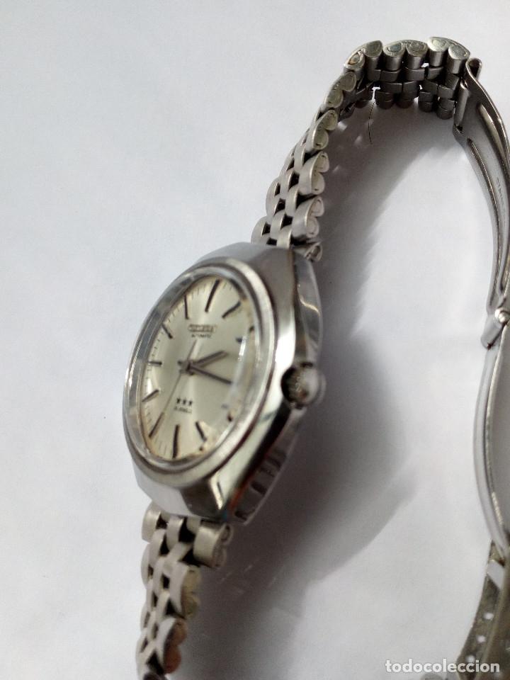 Relojes automáticos: RELOJ AUTOMATICO CITIZEN 3 ESTRELLAS FUNCIONANDO - Foto 7 - 177410257