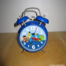Relojes automáticos: RELOJ RETRO VINTAGE BARRIO SÉSAMO. Lote 177417329
