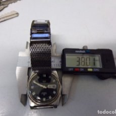 Relojes automáticos: RELOJ SEIKO 5 AUTOMATICO 21 JOYAS FUNCIONANDO. Lote 194638196
