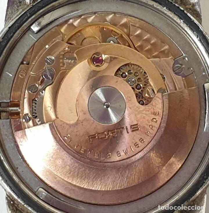 Relojes automáticos: PAREJA DE RELOJES DE PULSERA. AUTOMÁTICOS. SUIZA Y JAPÓN. VARIAS MARCAS. AÑOS 70. - Foto 7 - 177557842