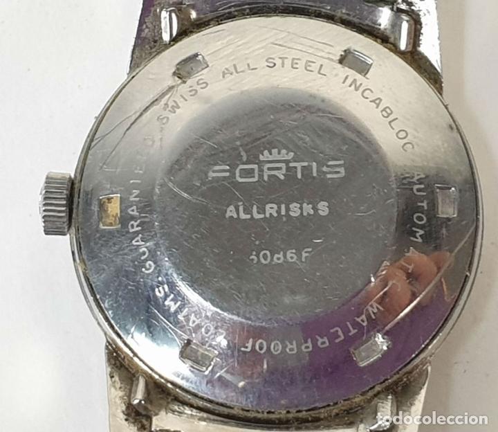 Relojes automáticos: PAREJA DE RELOJES DE PULSERA. AUTOMÁTICOS. SUIZA Y JAPÓN. VARIAS MARCAS. AÑOS 70. - Foto 9 - 177557842