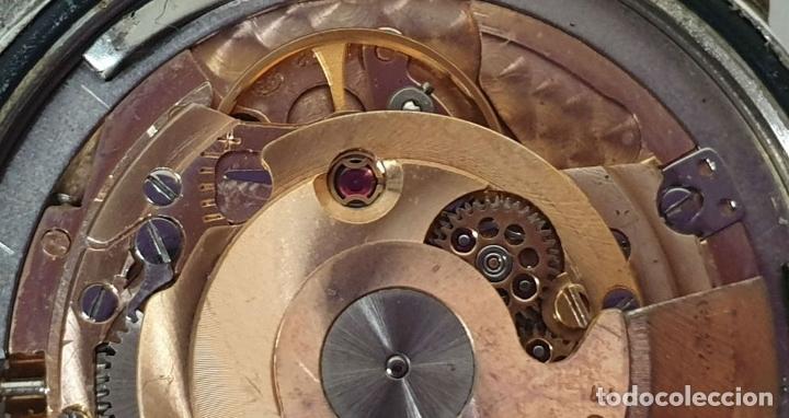 Relojes automáticos: PAREJA DE RELOJES DE PULSERA. AUTOMÁTICOS. SUIZA Y JAPÓN. VARIAS MARCAS. AÑOS 70. - Foto 12 - 177557842