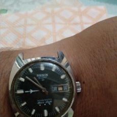 Relojes automáticos: GRAN RELOJ CABALLERO ASEIKON 23. Lote 177650813