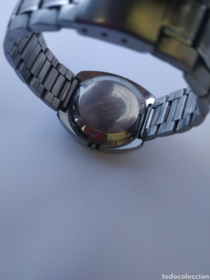 Relojes automáticos: Reloj citizen automático - Foto 3 - 177723009