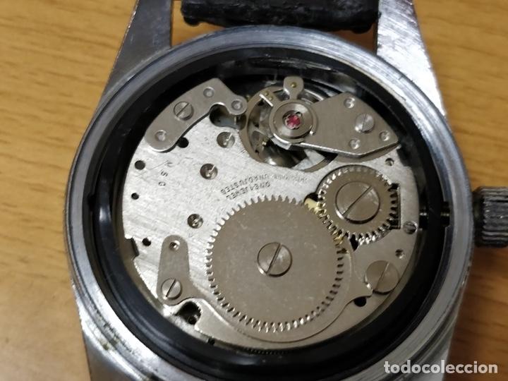 Relojes automáticos: RELOJ DE PULSERA CABALLERO SPORTESA WATERPROOF SHOCK RESISTENT FUNCIONANDO. - Foto 5 - 89344680
