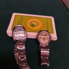 Relojes automáticos: RELOJ SUZUKI Y RELOJ SW PARA REPARAR. Lote 177961739