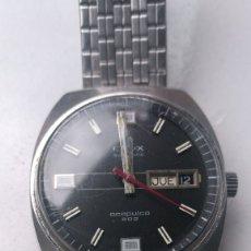 Relojes automáticos: EDOX ACAPULCO 202, AÑOS 70. Lote 178021964