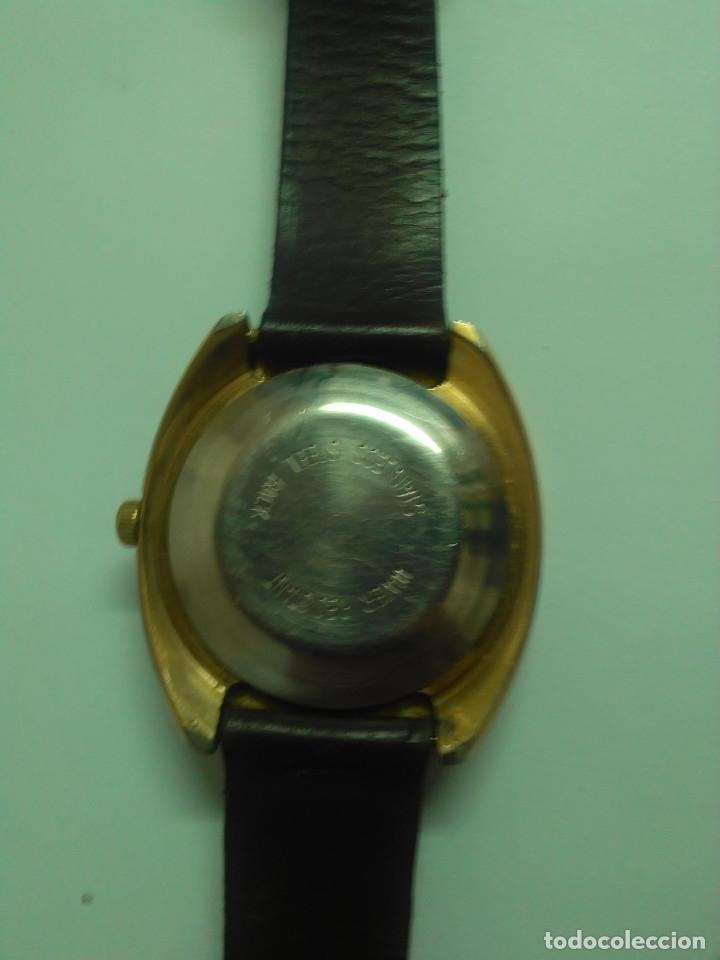 Relojes automáticos: Reloj Automático Timex -- funciona -- 3,8 cm - Foto 3 - 178032003