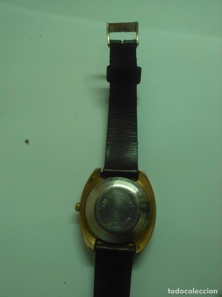 Relojes automáticos: Reloj Automático Timex -- funciona -- 3,8 cm - Foto 4 - 178032003