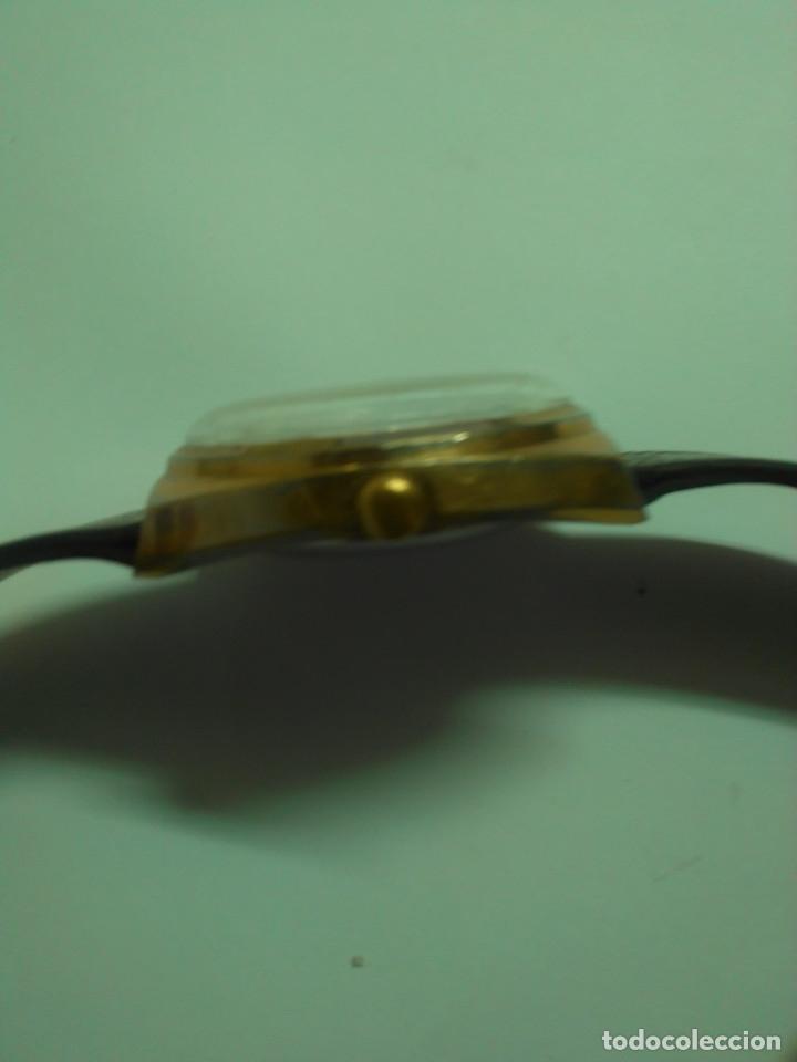 Relojes automáticos: Reloj Automático Timex -- funciona -- 3,8 cm - Foto 5 - 178032003