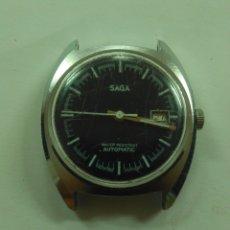 Relojes automáticos: RELOJ TIMEX SAGA AUTOMATIC. Lote 178049177