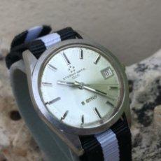 Relojes automáticos: C2/9 RELOJ VINTAGE ETERNA 5 STAR AUTOMATIC PIEZAS. Lote 178118480