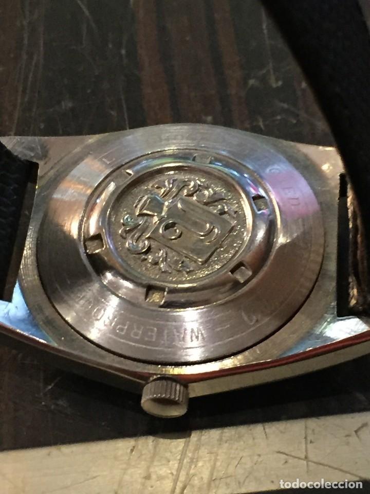 Relojes automáticos: RELOJ DE PULSERA AUTOMATICO MARCA YEMA DE LOS AÑOS 60-70 - Foto 3 - 178274323