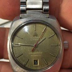 Relojes automáticos: RELOJ DE PULSERA CYMA MODELO CONQUISTADOR. Lote 178274473