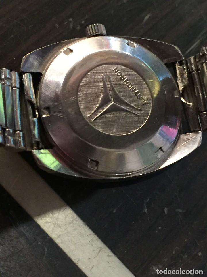 Relojes automáticos: RELOJ DE PULSERA CYMA MODELO CONQUISTADOR - Foto 3 - 178274473