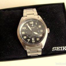 Relojes automáticos: RELOJ MILITAR SEIKO NEO FIELD SRPC85K1 AUTOMÁTICO REESTRENO. Lote 178342553