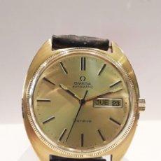 Relojes automáticos: RELOJ OMEGA VINTAGE ORO DE LEY AÑOS 70 AUTOMÁTICO CALIBRE 1012 NUEVO (N.O.S). Lote 178444613