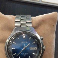 Relojes automáticos: VINTAGE RELOJ DE PULSERA AUTOMATICO SEIKO MODELO BELLMATIC MODELO 4006-6060 AÑOS 70. Lote 178583795