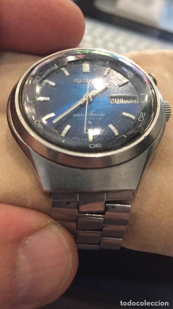 Relojes automáticos: VINTAGE RELOJ DE PULSERA AUTOMATICO SEIKO MODELO BELLMATIC MODELO 4006-6060 AÑOS 70 - Foto 2 - 178583795