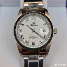 Relojes automáticos: RELOJ VINTAGE - SIN USAR - QUARTZ - 10 ATM - ACERO INOXIDABLE. Lote 178775938
