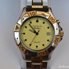 Relojes automáticos: RELOJ VINTAGE - SIN USAR - QUARTZ - 10 ATM - ACERO INOXIDABLE. Lote 178776971