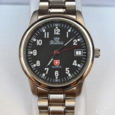Relojes automáticos: RELOJ VINTAGE - SIN USAR - QUARTZ - 5 ATM - ACERO INOXIDABLE. Lote 178777635