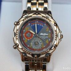 Relojes automáticos: RELOJ VINTAGE - SIN USAR - QUARTZ - 5 ATM - ACERO INOXIDABLE. Lote 178777900