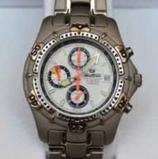 Relojes automáticos: RELOJ VINTAGE - SIN USAR - QUARTZ - 10 ATM - TITANIO. Lote 178778132