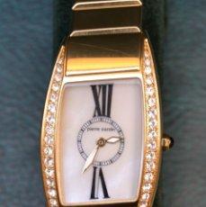Relojes automáticos: RELOJ VINTAGE - SIN USAR - PIERRE CARDIN - 3 ATM - ACERO INOXIDABLE. Lote 178783762